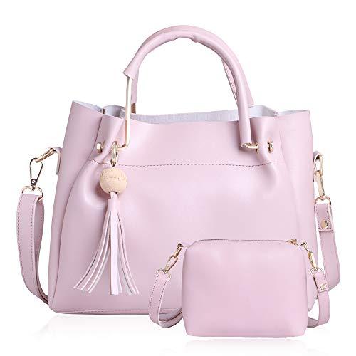 CLASSIC FASHION Women\'s PU Hand Bag (Grey)