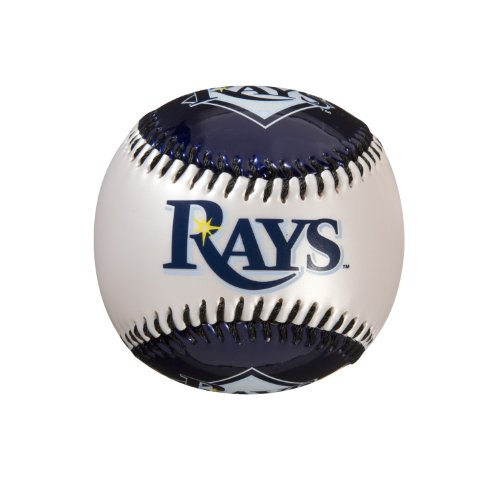 Franklin Sports MLB-Mannschaft Baseball, Tampa Bay Devil Rays (Tampa Bay Rays Baseball)