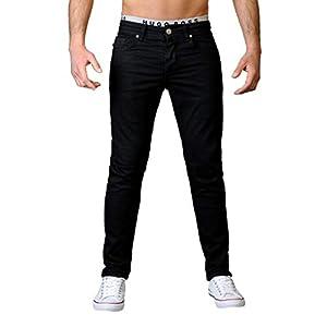 Gelverie Herren Hose Jeans for Man I Jeanshose Slim Fit I Für Männer I Leichter Stretch I
