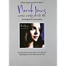 Norah Jones 34;Come Away with Me34; Piano Solos