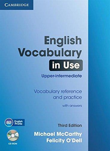 English vocabulary in use. Upper intermediate. Per le Scuole superiori. Con espansione online