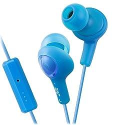 JVC Gumy Plus Remote HA-FR6-A In-the-ear Headset -BLUE