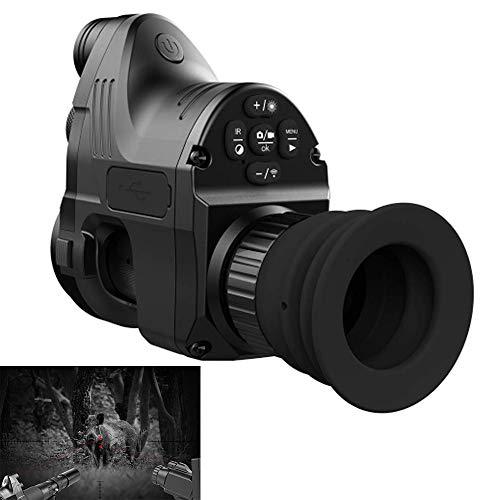 Preisvergleich Produktbild SHENGY 1080P optische Jagd-Nachtsichtkamera,  5W Laser / Infrarot / Infrarot-Nachtsichtgerät,  200M voller schwarzer Abstand,  WiFi-APP-Verbindung