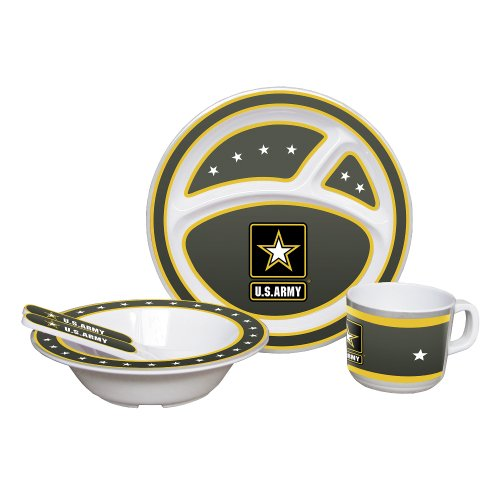 bsi-produkte-40301-us-army-kids-5-st-ck-dish-set