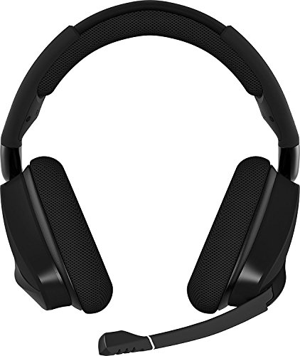 Corsair Void PRO RGB USB Gaming Headset (PC, USB, Dolby 7.1) schwarz, Farbe:Carbonschwarz, Serie:Wireless