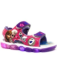 TeeniTiny Light Sandals Floaters For Girls & Boys - Pink, Purple, Red, Blue, Green, Black (2.5 Years - 6 Years)