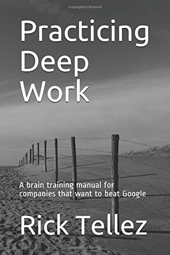 Practicing Deep Work: A brain training manual for companies that want to beat Google