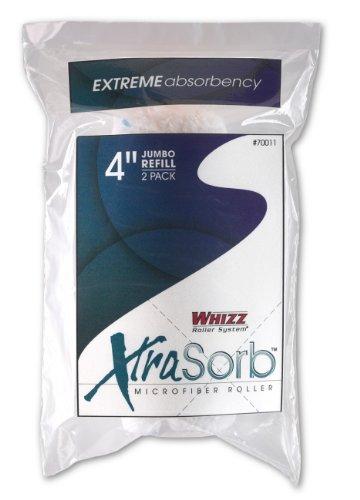 Arbeit Tools International 740114-Zoll-Whizz Xtra Sorb Jumbo Mini Farbroller Cover Refill, 2er...