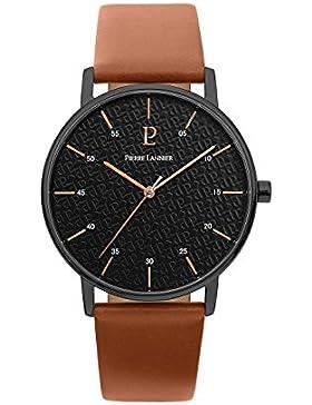 Pierre Lannier Herren-Armbanduhr 203F434
