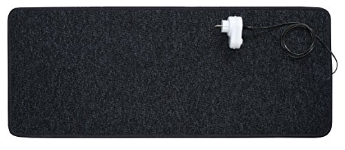 INrot Heiz Systeme Infrarot Teppichheizung mit 140 Watt Leistung inclusive Dimmer, 40 x 100 cm, 70012