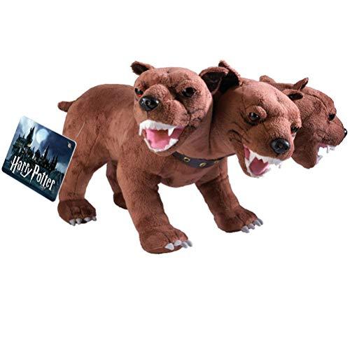 Harry Potter - Plüschfigur - Kuscheltier - Tierwesen - Rubeus Hagrid - Hund Fluffy