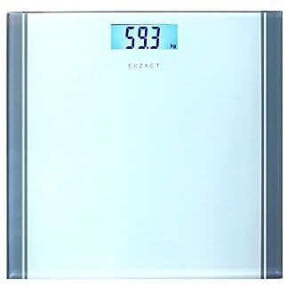 41ITbf3s8%2BL. SS324  - Exzact - Báscula Corporal Electrónica/Báscula de Baño Digital/Escala Personal -Capacidad Grande 180kg / 400lb / 28st