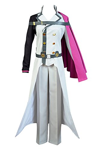 Kostüm Cosplay Link Amazon (Seraph of the End Crowley Eusford Cosplay Kostüm Herren)