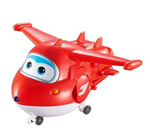 Preisvergleich Produktbild Auldeytoys YW710210 Super Wings Transforming Jett Spielzeugfigur