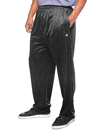 Champion -  Pantaloni sportivi  - Uomo Granite Heather