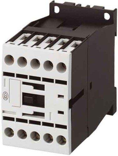 Eaton 290058 Leistungsschütz, 3-polig + 1 Schließer, 7, 5 kW/400 V/AC3 -