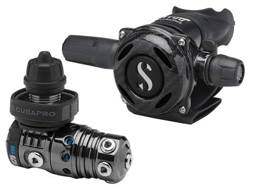 SCUBAPRO - MK25EVO DIN A700 Carbon BlackTech