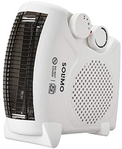 Amazon Brand - Solimo 2000-Watt Room Heater (White)