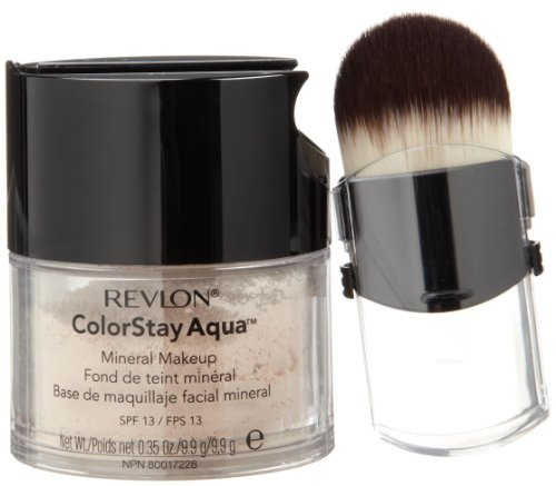 Revlon Colorstay Aqua Mineral Makeup, Fair, 0.35-Ounce