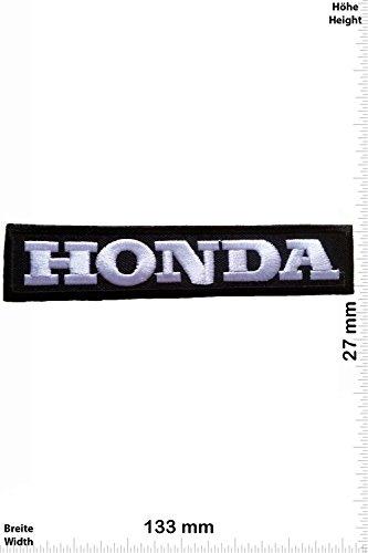 Parches   Honda   black/silver   Deportes motor