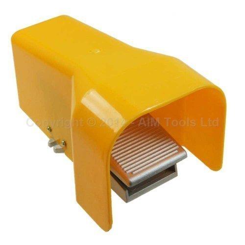 214725High Qualität Air Pad Pedal Schalter 1in 1Out mit Cover Schutz (Pad-schalter)
