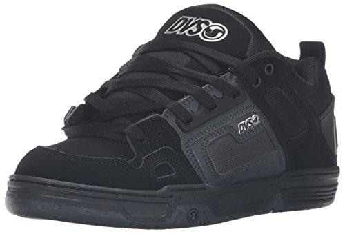DVS APPAREL Comanche, Scarpe da Skateboard Uomo, Nero (Noir (966)), 42 EU