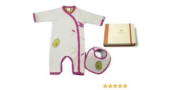 Fuchsia Pink Taille 0 /à 3 mois Pandi Panda Pyjama