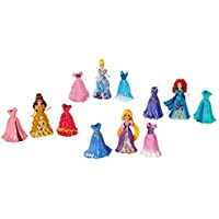 Mattel Disney Princess Little Kingdom Magiclip Fashion Giftset