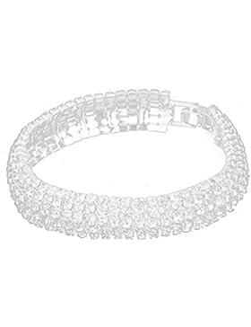 Kristallrhinestone Armband Armband Hochzeit Braut Armband Dame Geschenk