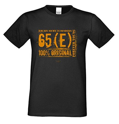 Herren-Geburtstag-Sprüche-Motiv-Fun-T-Shirt Original seit 70 Jahren Geschenk zum 70. Geburtstag oder Weihnachts-Geschenk auch Übergrößen 3XL 4XL 5XL in vielen Farben schwarz-03