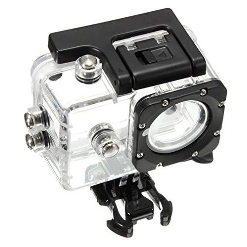 Leoboone SJ4000 étanche Shell équitation Accessoires de plongée SJ4000 Sports caméra étanche Accessoires PC Matériel