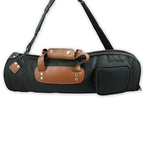 Soundman® Gigbag für Trompete (extra leicht) Bag trumpet Bags Tasche Etui (Softcase, Trompetentasche) robust handlich Koffer Soft Case Alternative trumpet case Etui Trompetengigbag)