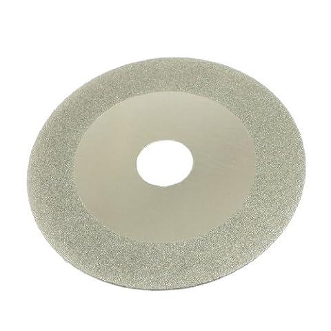 150grain revêtement diamant Lame de scie coupe roue à disque 100mm x 20mm x 1mm