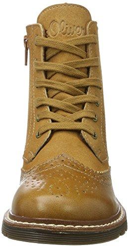 Combat 25465 Gelb Boots s Damen Corn s Oliver Oliver TIqwIxZX1