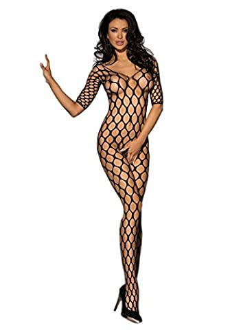 Sexy Fishnet Open Crotch Corest Bodystocking Bodysuit Tights Lingerie for Women Sex