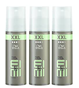 3 x wella styling pearl styler styling gel xxl 150 ml. Black Bedroom Furniture Sets. Home Design Ideas