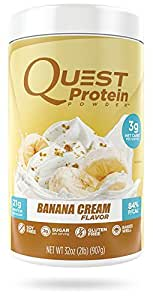 Quest Banana Protein Supplement