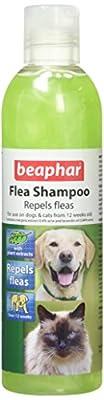 Beaphar Flea Shampoo Repels Fleas by Beaphar