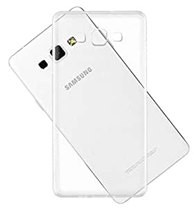 SAMSUNG GALAXY A8 TRANSPARENT BACK COVER BY PIEA