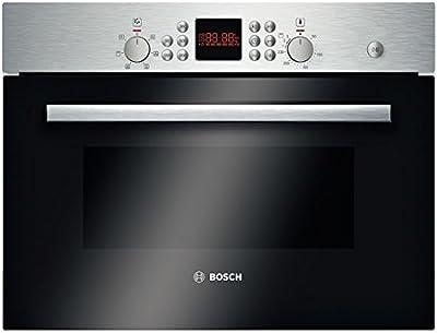 Bosch - Horno compacto HBC84H501 con microondas