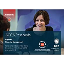 ACCA F9 Financial Management: Passcards