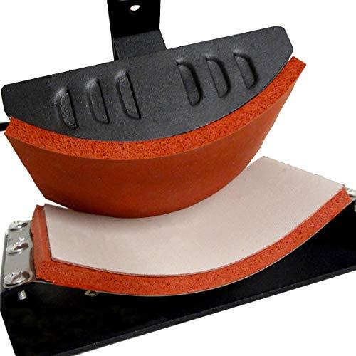 CAPPRESSE Capaufsatz Capmodul Basecaps für T-Shirtpresse bedruckbar: 8x13cm