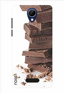 Noise Chocolate Break Printed Cover for Gionee Marathon M4