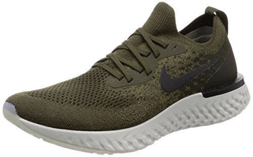 Nike Hombre Epic React Flyknit Running Trainers AQ0067 Sneakers Zapatos (UK 8.5 US 9.5 EU 43