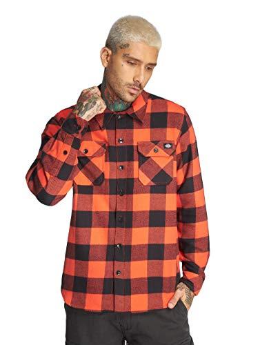 Preisvergleich Produktbild Dickies Sacramento Hemd Orange XXL