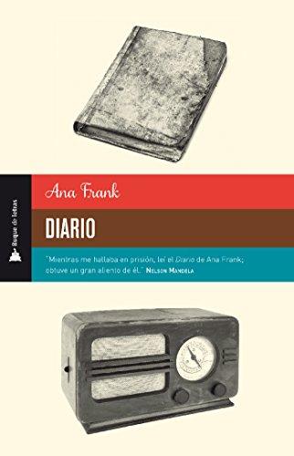Diario (Buque de Letras) por Ana Frank