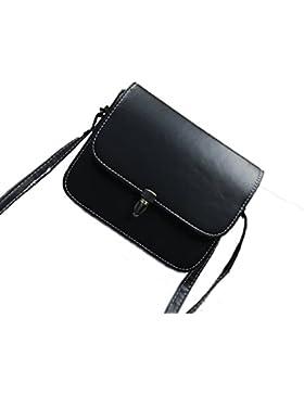 Heiße Art und Weise Dame Frauen Handtasche PU Leder Schulter Beutel Schul Messenger Bag Hobo Tote