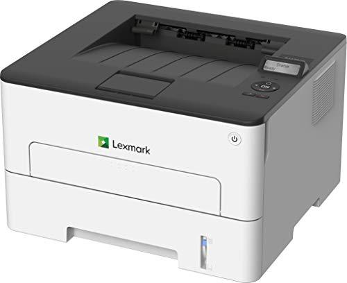 Lexmark B2236dw Laserdrucker, Grau/Anthrazit, USB, LAN, WLAN