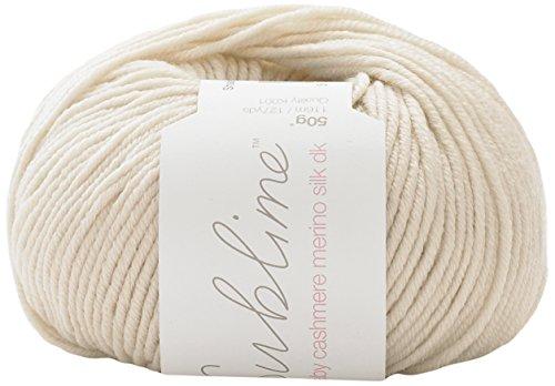 Sublime Kaschmir-Merino Silk DK 50g Knäuel-277Maus Tittle -