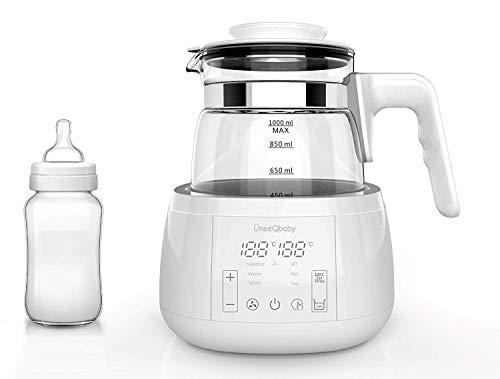 ÜneeQbaby - Baby Formula Wasserkocher für Milchnahrung - mit EU-Stecker